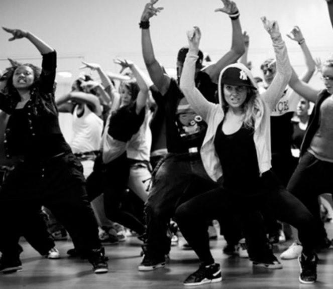 Dance-mix